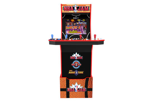 Arcade1Up NBA JAM™ Arcade Game - Alternate Image