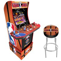 Arcade1Up NBA JAM™ Arcade Game with Stool
