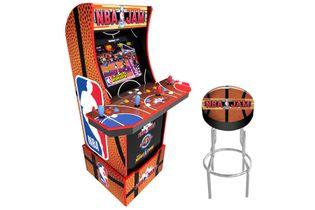 Arcade1Up NBA JAM™ Arcade Game with Stool