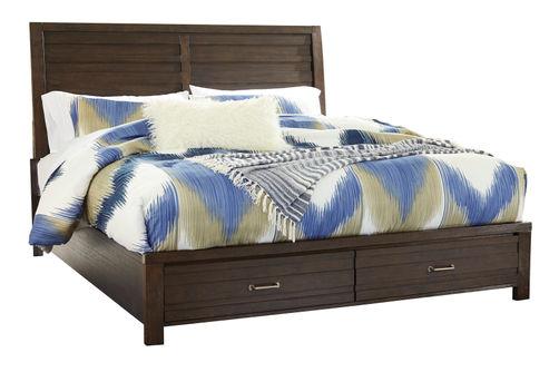 Signature Design by Ashley Darbry King Storage Bed