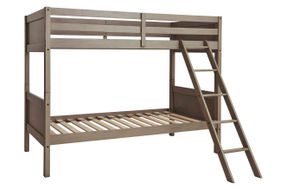 Signature Design by Ashley Lettner Twin over Twin Bunk Bed - Alternate View