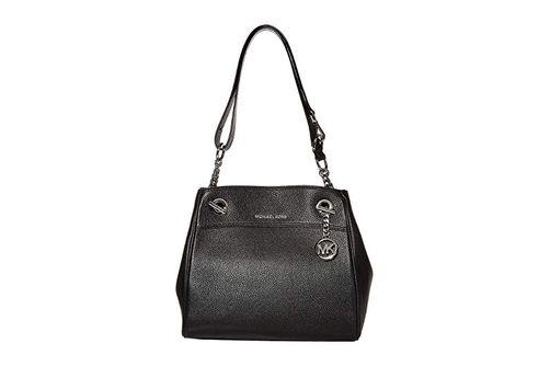 Michael Kors Jet Set Chain Legacy Shoulder Bag - Black