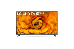 LG 86 inch 4K UHD Smart TV 86UN8570PUC
