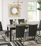 Benchcraft Dontally 7-Piece Dining Room Set - Room View
