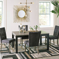 Benchcraft Dontally 5-Piece Dining Room Set - Room View