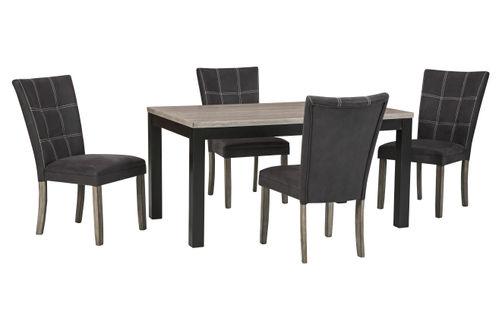 Benchcraft Dontally 5-Piece Dining Room Set