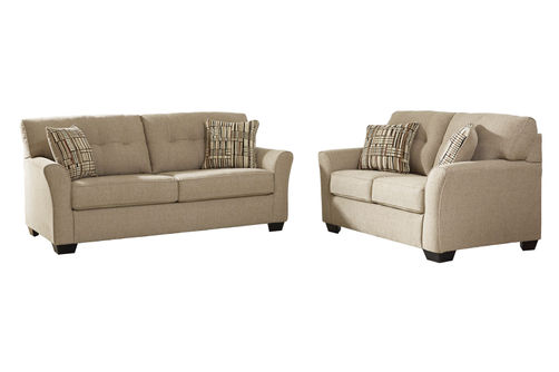 Benchcraft Ardmead Sofa and Loveseat