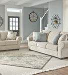 Benchcraft Haisley-Ivory Sofa and Loveseat -  Alternate Image