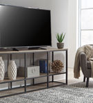 Signature Design by Ashley Wadeworth 65 Inch TV Stand - Room View