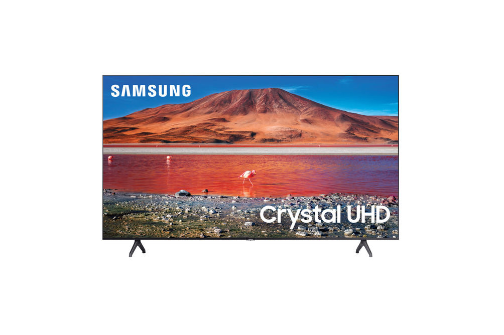 Samsung 75 inch 4K UHD LED Smart TV UN75TU7000FXZA