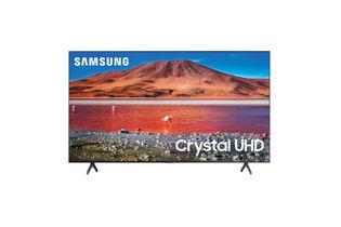 Samsung 75 inch 4K UHD LED Smart TV UN75TU7000FXZA