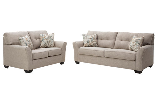 Signature Design by Ashley Ardmead Sofa and Loveseat