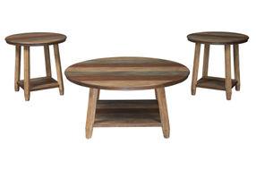 Signature Design by Ashley Raebecki Coffee Table Set