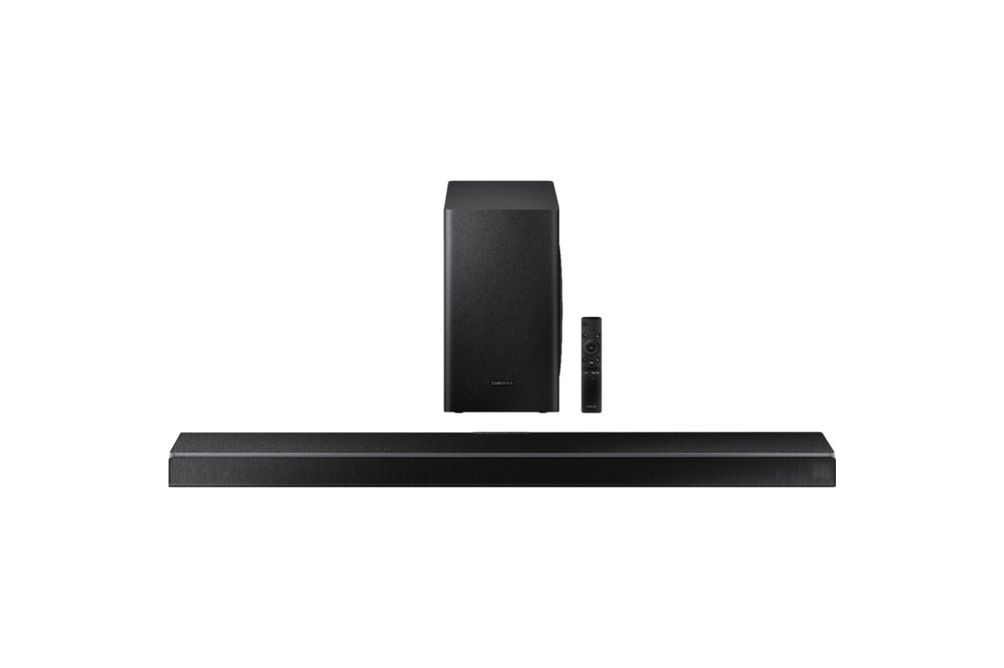 Samsung 5.1 Channel Soundbar with 3D Surround Sound and Bluetooth