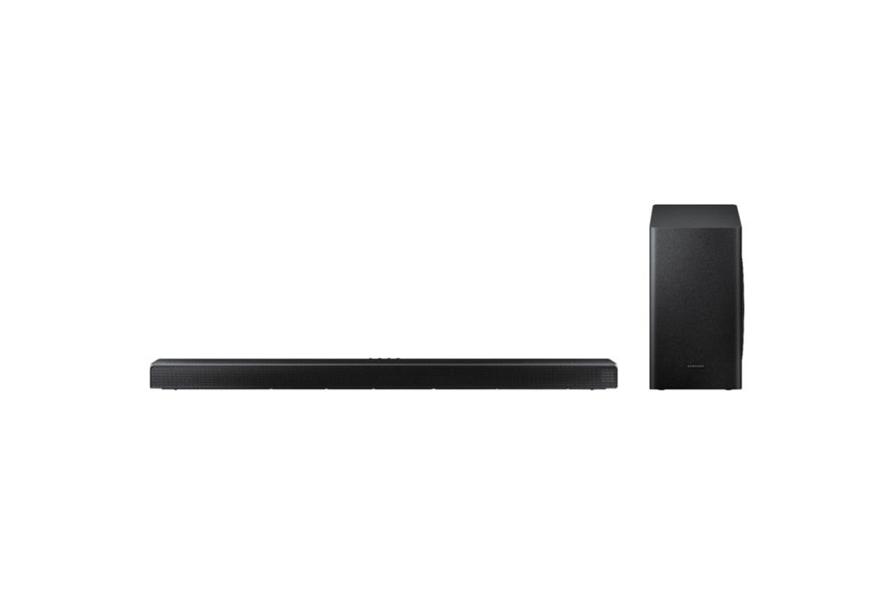 Samsung 5.1 Channel Soundbar with 3D Surround Sound and Bluetooth - Alternate Image