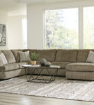 Signature Design by Ashley Hoylake 3-Piece Sectional- Room View