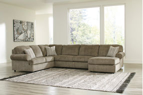 Signature Design by Ashley Hoylake 3-Piece Sectional- Alternate View