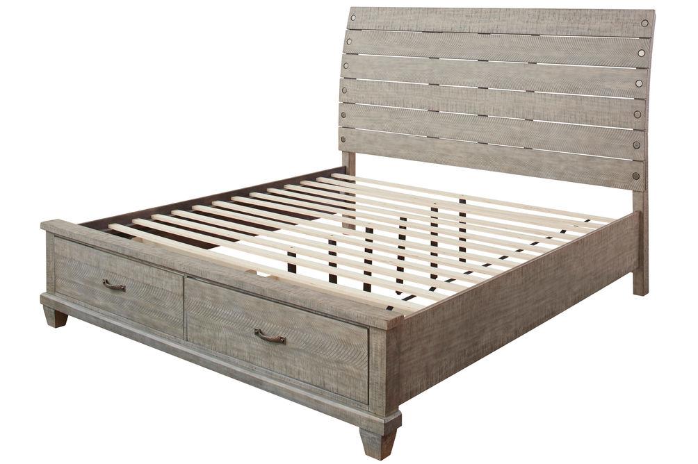Benchcraft Naydell Queen Storage Bed