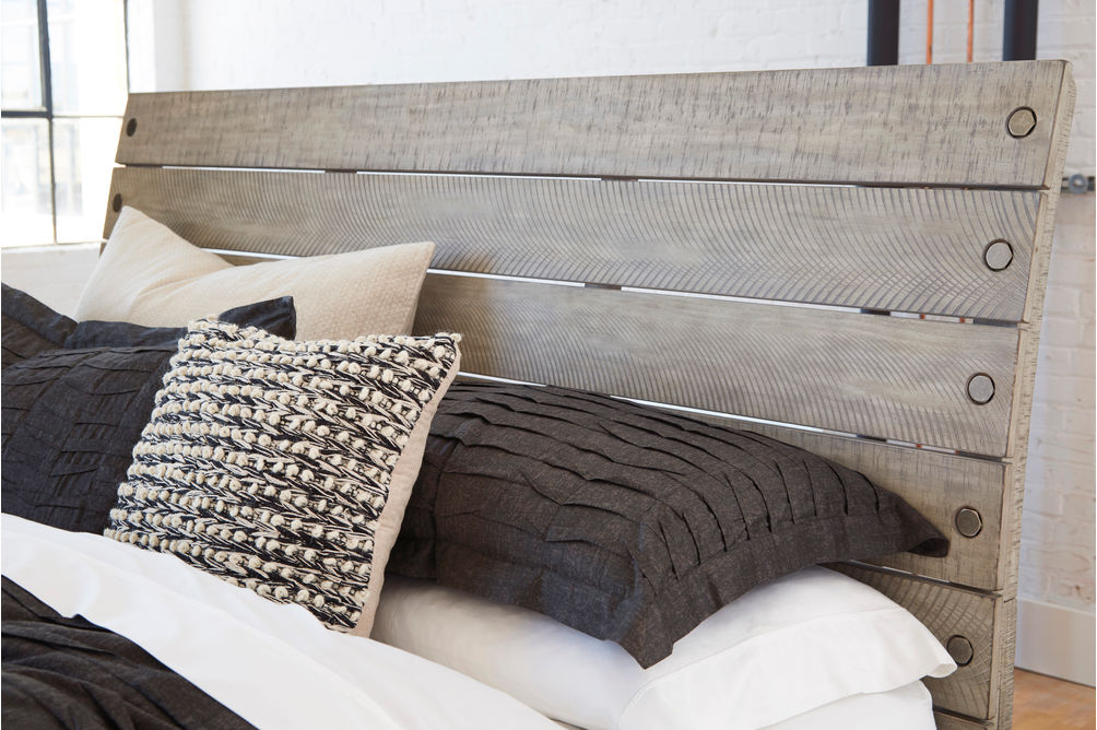 Benchcraft Naydell Queen Storage Bed- Alternate View