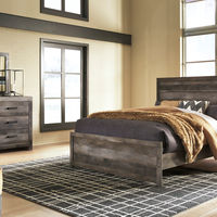 Signature Design by Ashley Wynnlow 8-Piece Queen Bedroom Set Bundle- Room View