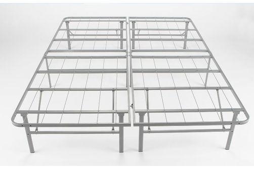 Ashley Queen Premium Platform Bed Frame