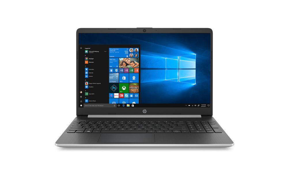 HP 15.6 inch Intel Core i3-1005G1 Touchscreen Notebook