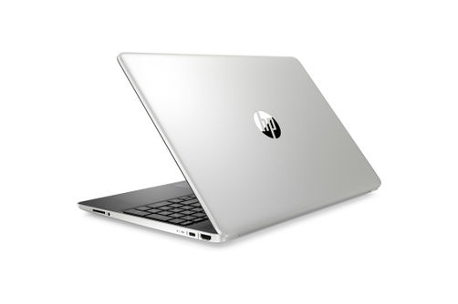 HP 15.6 inch Intel Core i3-1005G1 Touchscreen Notebook- Side View