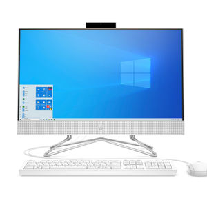 HP 23.8 inch All-In-One AMD Athlon 3050U Desktop Computer