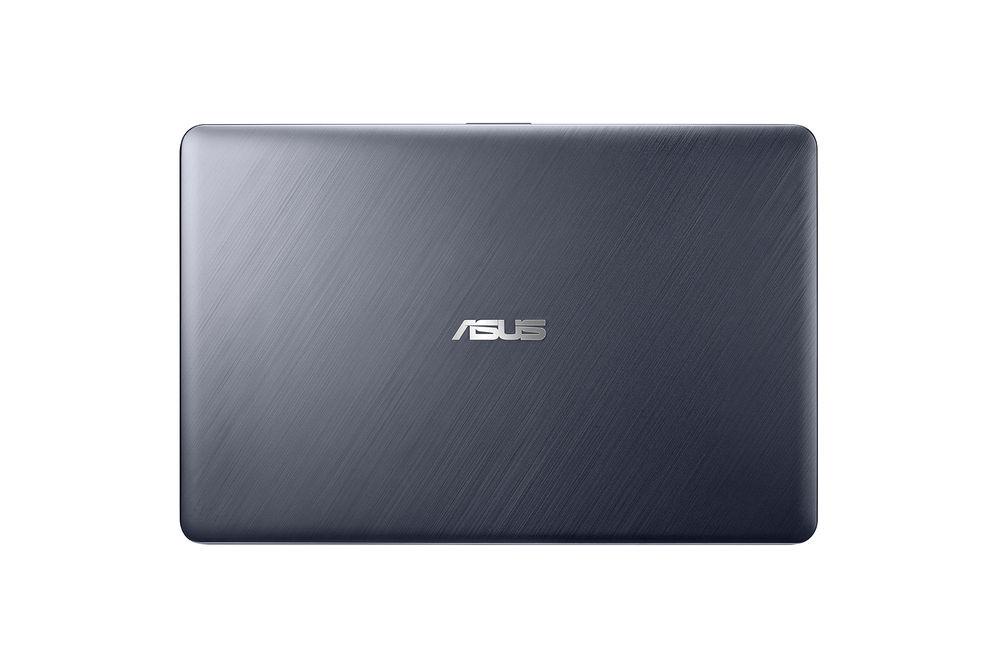 ASUS 15.6 inch Intel Celeron N4000 HD Laptop- Back View