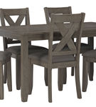 Signature Design by Ashley Caitbrook 6-Piece Dining Set