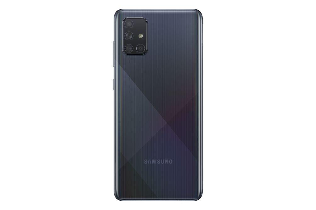 Samsung Galaxy A71- Back View