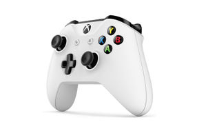 Microsoft Xbox One S 1TB Game Console- Additional Controller