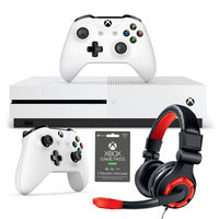Microsoft Xbox One S 1TB Game Console Mega Bundle
