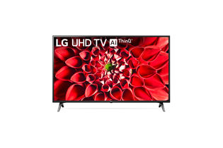 LG 65 inch 4K UHD LED Smart TV 65UN7000PUB