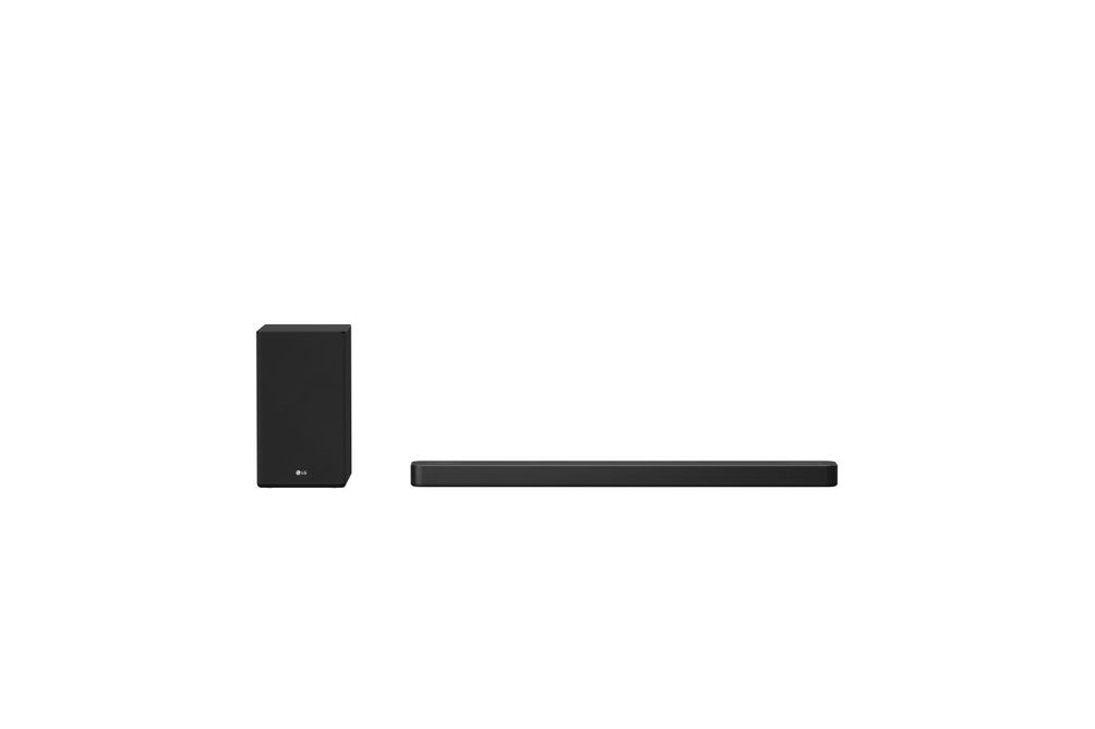 LG 3.1.2 Channel 440W High Res Soundbar with Dolby Atmos