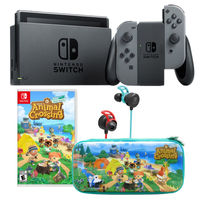 Nintendo Switch Animal Crossing New Horizons Mega Bundle