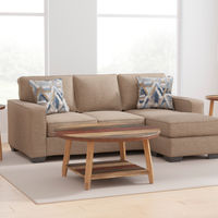 Signature Design by Ashley Greaves-Driftwood 6-Piece Living Room Bundle