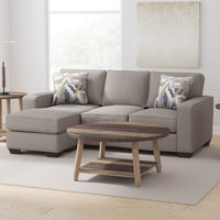 Signature Design by Ashley Greaves-Stone 6-Piece Living Room Bundle- Room View