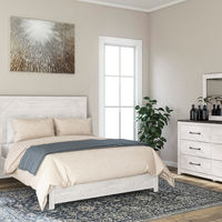 Signature Design by Ashley Gerridan 6-Piece Queen Bedroom Set- Room View