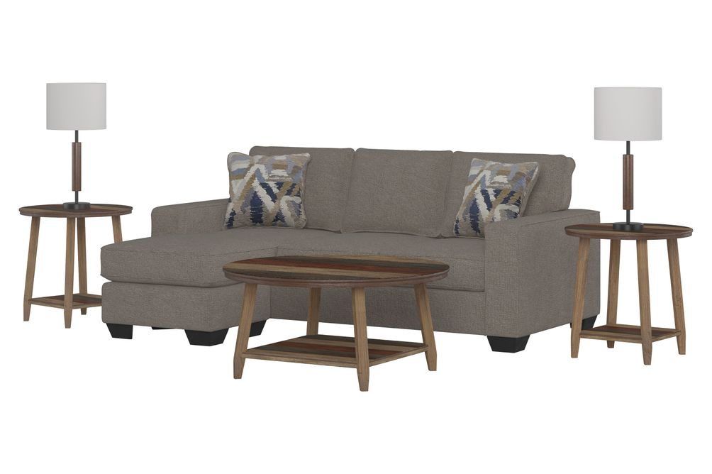 Signature Design by Ashley Greaves-Stone Sofa Chaise