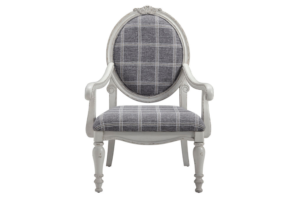 Signature Design by Ashley Kornelia Accent Chair - Front View