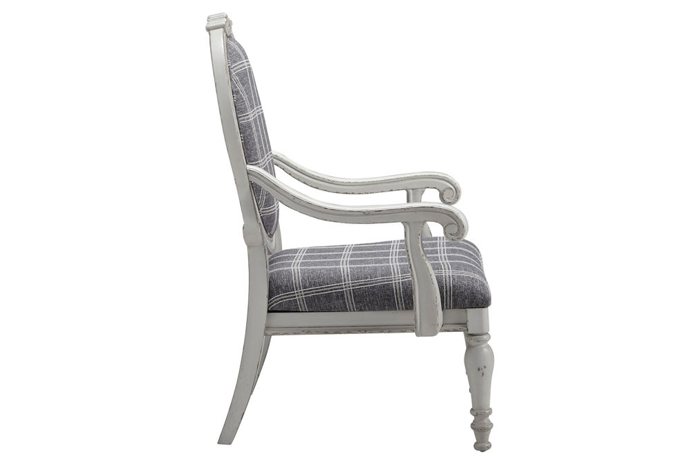 Signature Design by Ashley Kornelia Accent Chair - Side View
