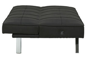 Signature Design by Ashley Santini-Black Flip Flop Sofa Bed - Sofa Bed View