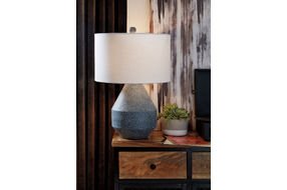 Signature Design by Ashley Kristeva Lamp Set - Room View