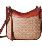 Coach Chaise Crossbody - Tan Rust