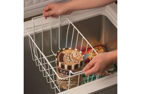 Black+Decker 7 Cu. Ft. Chest Freezer - Organizer Basket