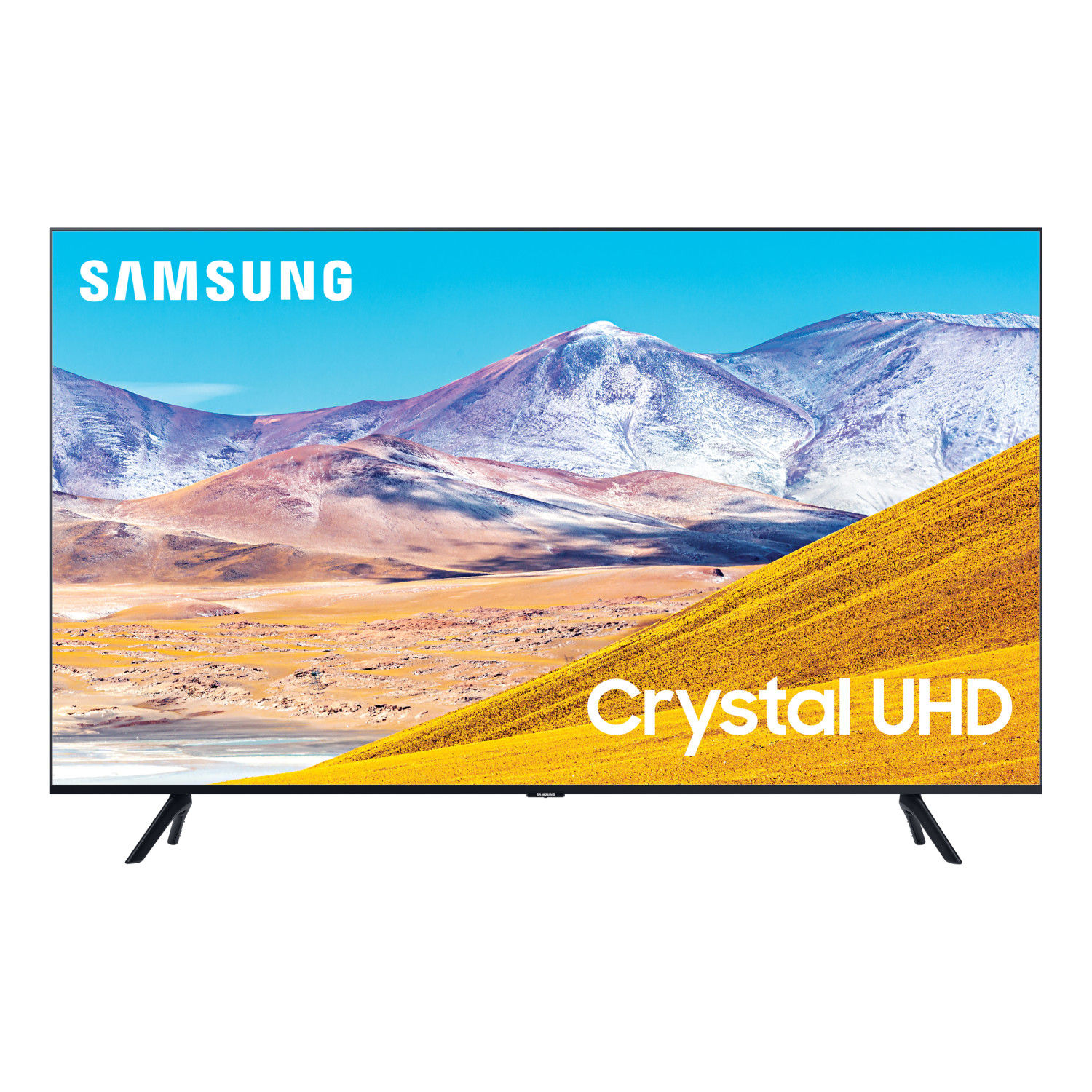 Samsung 65 Inch  4K UHD LED Smart TV UN65TU8000FXZA