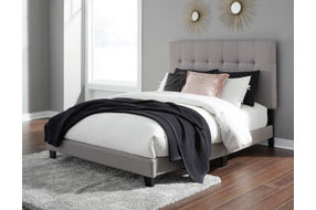 Signature Design by Ashley Dolante Queen Bed with Mattress - Room View