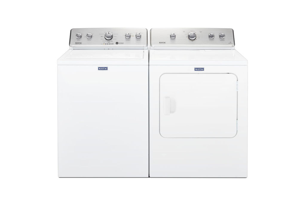 Maytag 4.2 Cu. Ft. Top-Load Washer and 7.0 Cu. Ft. Gas Dryer