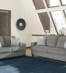 Signature Design by Ashley Altari-Alloy Sofa and Loveseat - Room View